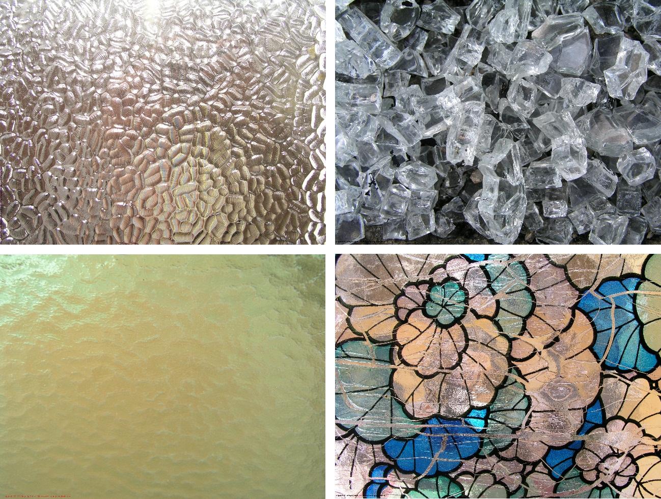 Как сделать текстуру на стекле